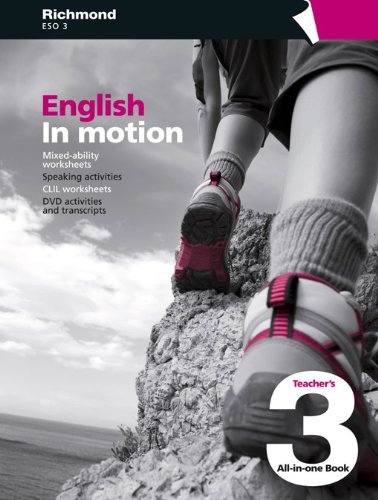 9788466811101: In Motion All-In-One Book 3 (English in Motion) - 9788466811101