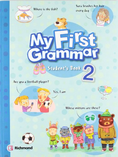 9788466811279: My First Grammar 2 Student s Book Pack