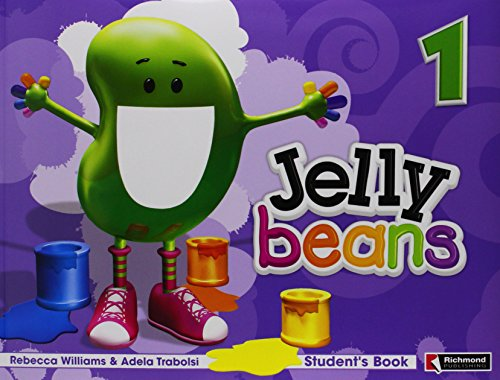 9788466811347: JELLYBEANS 1 STUDENT´S BOOK+ STICKERS+ CD