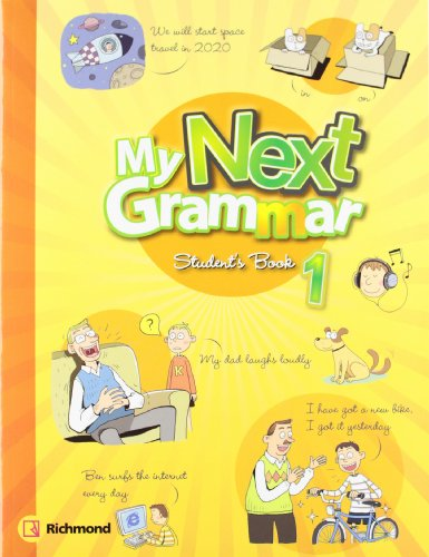 9788466811392: My Next Grammar 1 Student'S Book + Workbook - 9788466811392