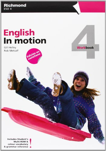 9788466811477: IN MOTION 4 WORKBOOK PACK CAST