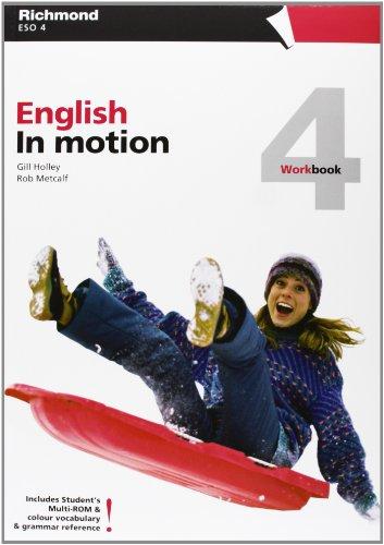 9788466811491: IN MOTION 4 WORKBOOK PACK INGL