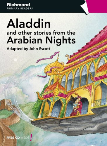 9788466811538: RPR LEVEL 5 ALADDIN (Richmond Primary Readers) - 9788466811538