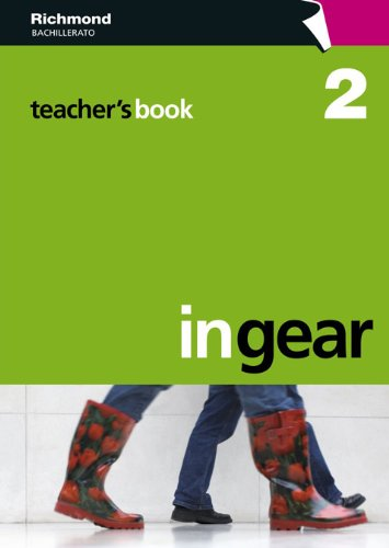 9788466812177: Ingear 2 Teacher´S Book Richmond - 9788466812177