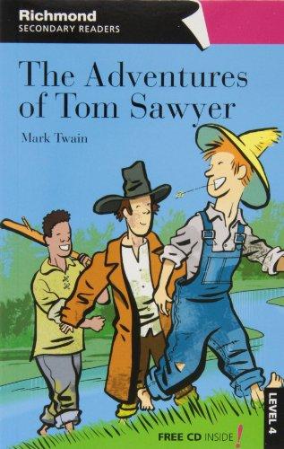 ADVENTURES OF TOM SAWYER+CD RSR 4: Twain, Mark