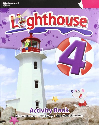 9788466812726: Lighthouse 4 Activity Book + Grammar - 9788466812726