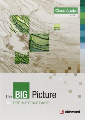 9788466812825: The big picture. Class. Per le Scuole superiori. CD Audio: BIG PICTURE 2 CLASS CD PRE-INTERMEDIATE [B1] - 9788466812825