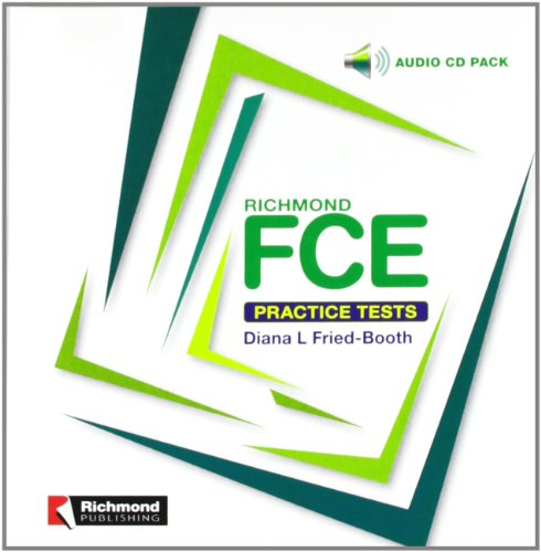 9788466812986: Richmond First Practice Tests Audio CD