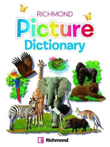 9788466813143: Richmond Picture Dictionary Book