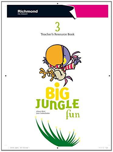 9788466813273: BIG JUNGLE FUN 3 TEACHER BOOK - 9788466813273