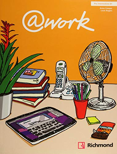 9788466813631: @WORK 2 STUDENT'S BOOK PRE-INTERMEDIATE [B1] - 9788466813631