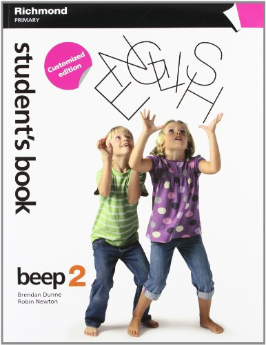 9788466813648: Beep 2 Student´S Book Customized Edition Primary Richmond
