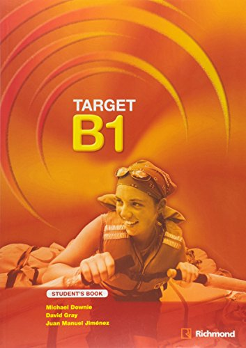 9788466813778: Target B1& Student's Pack (Student's Book & MultiROM)