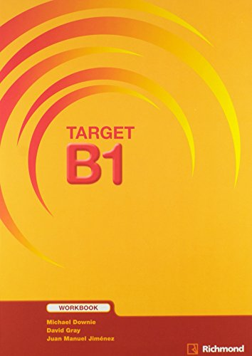 9788466813792: Target B1 Workbook Richmond - 9788466813792