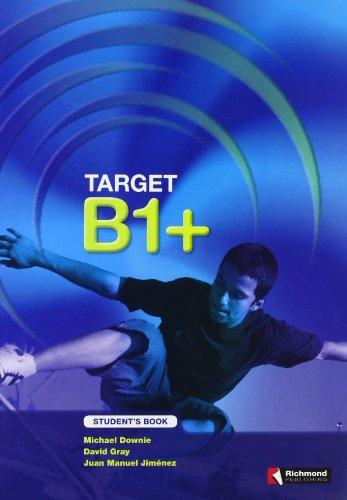 9788466813846: Target B1& Student's Pack (Student's Book & MultiROM)