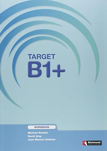 9788466813860: Target B1+ Workbook Richmond - 9788466813860