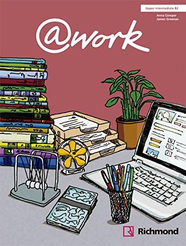 Work Upper Intermediate Level B2 Students Book: V?rios Autores