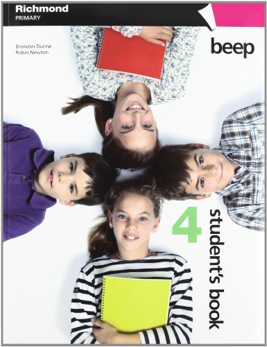 9788466814225: Beep 4 Student's Book Pack