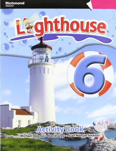 9788466814799: Lighthouse 6 Activity Book + Grammar - 9788466814799