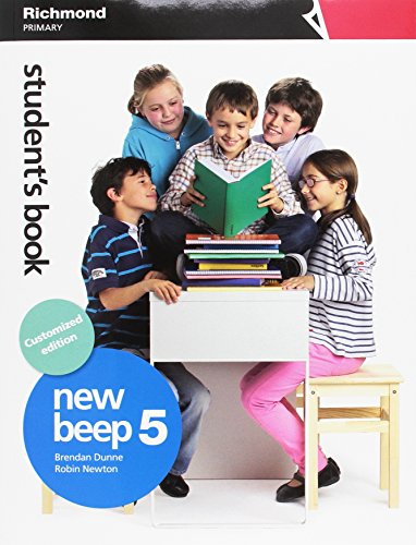 9788466814898: NEW BEEP 5 STUDENT'S CUSTOMIZED+READER - 9788466814898