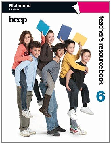 9788466815369: Beep 6 Teacher's Resource Book