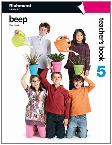 9788466815383: BEEP 5 TEACHER'S BOOK RICHMOND - 9788466815383