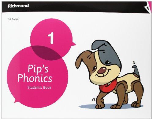 9788466815567: Pip's Phonics 1 StudentÅ› Pack