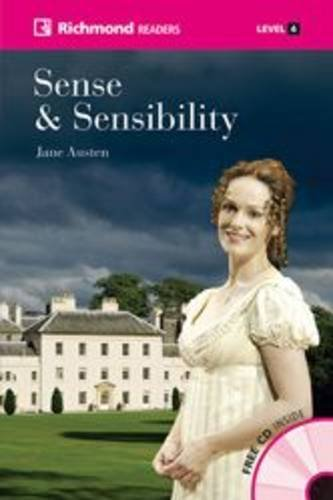 9788466816021: Sense And Sensibility & CD - Richmond Readers 4