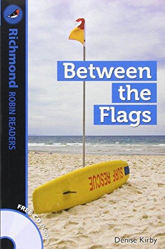 9788466816182: RICHMOND ROBIN READERS 2 BETWEEN THE FLAGS+CD - 9788466816182