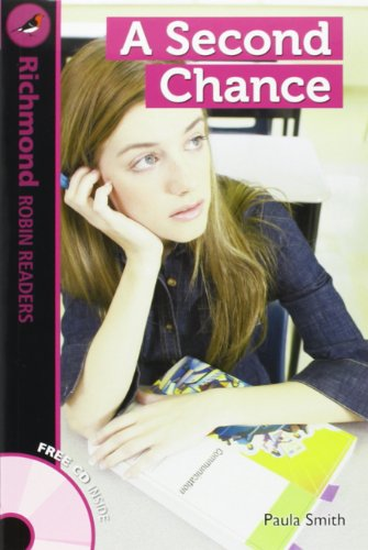 9788466816441: RICHMOND ROBIN READERS 4 A SECOND CHANCE+CD - 9788466816441