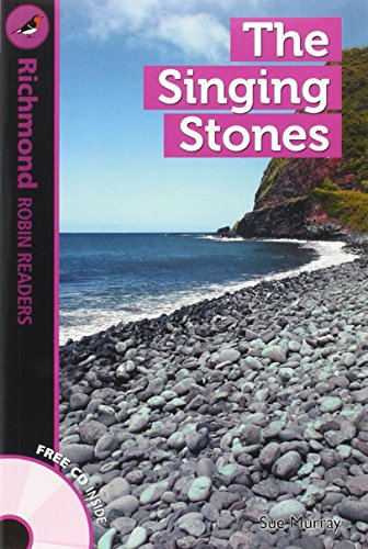 9788466816496: RICHMOND ROBIN READERS 4 THE SINGING STONES+CD - 9788466816496