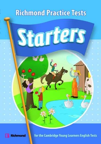 9788466816632: Cambridge YLE Starters Practice Tests Student's Book Pack
