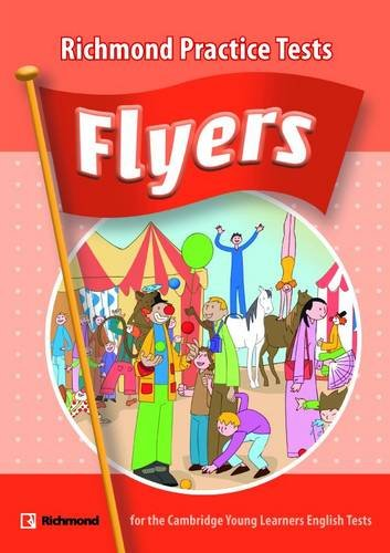 9788466816656: Cambridge YLE Flyers Practice Tests Student's Book Pack