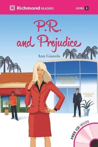 9788466817370: PR and Prejudice & CD - Richmond Readers 3