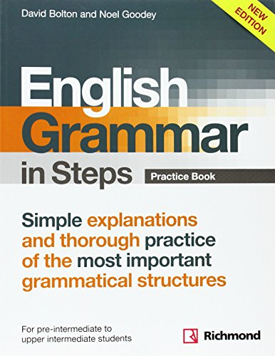 9788466817547: NEW ENGLISH GRAMMAR IN STEPS PB WITHOUT ANSWERS - 9788466817547