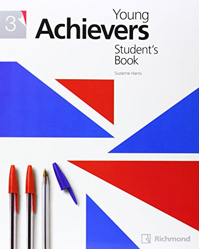 9788466818070: YOUNG ACHIEVERS 3 STUDENT'S BOOK - 9788466818070