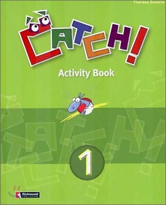 9788466818438: Catch! 1 Activity Book - Korea