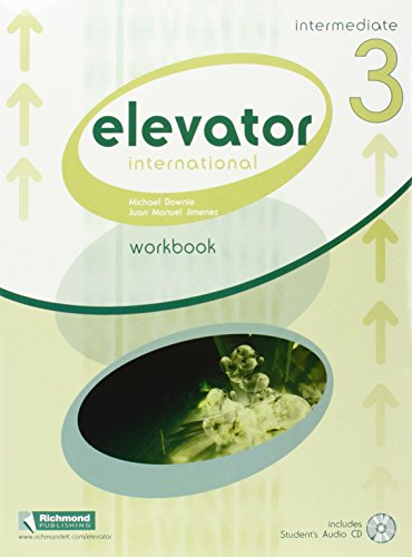 9788466819589: INTERNATIONAL ELEVATOR 3 WORKBOOK (Elevator International) - 9788466819589