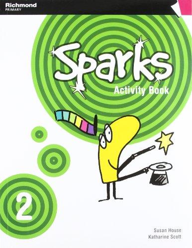 9788466819626: Sparks, 2 Educación PriMaría. Activity book - 9788466819626