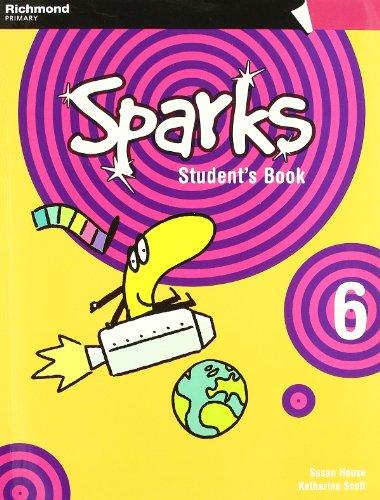 9788466819756: Sparks 6 Student's Book Pre-Intermediate B1