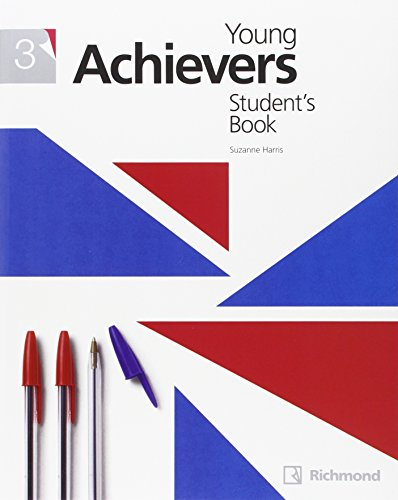9788466824699: YOUNG ACHIEVERS 3 STD+LANG EXAM - 9788466824699