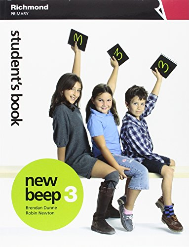 9788466825245: NEW BEEP 3 STUDENT'S+READER NACIONAL - 9788466825245