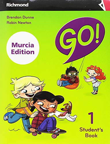 9788466828352: GO! 1 STD'S & ACTIVITY PACK MURCIA ED.