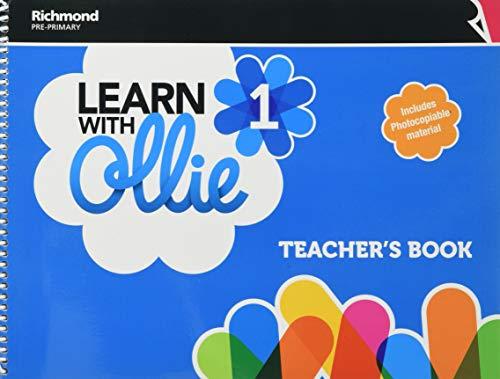 9788466829021: LEARN WITH OLLIE 1 TEACHERS+ENCARTE - 9788466829021