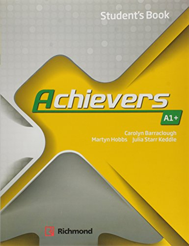 9788466829434: ACHIEVERS INTERNACIONAL 0 A1+ STUDENT'S BOOK
