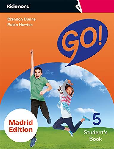 9788466831116: GO! 5 STUDENT'S MADRID