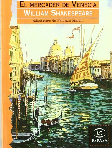 9788467000184: El mercader de Venecia (Espasa Juvenil)