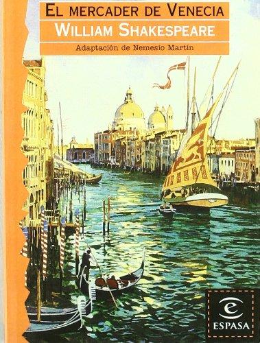 9788467000184: El Mercader de Venecia