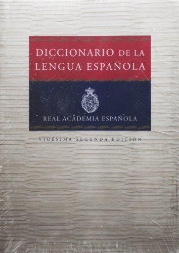 9788467000603: Diccionario de la lengua espanola de la Ral Academia Espanola de la Lengua. Edicion 22 (Spanish Edition)