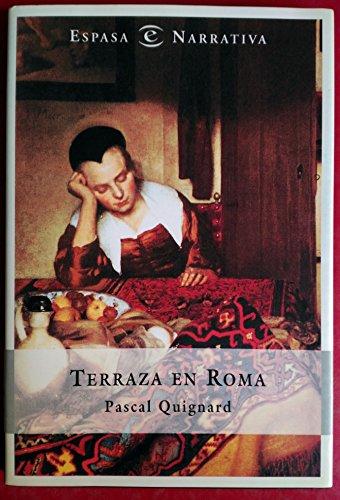 9788467000726: Terraza en Roma (Brujula 8 Años)